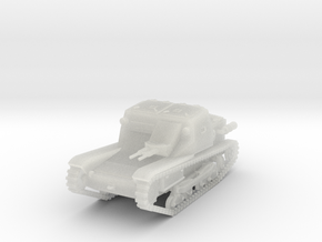 PV38B L3 Tankette (1/100) in Smooth Fine Detail Plastic