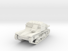PV35 L3 Tankette with Solothurn ATR (1/48) in White Natural Versatile Plastic