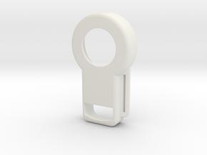 Miaomiao 2 / Cover / Guardian / Holder / Cover For in White Natural Versatile Plastic