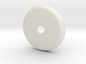 Freestyle Libre Cover, Guardian For Libre Sensor / in White Natural Versatile Plastic