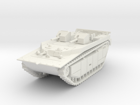 LVT-4 (MG box shield) 1/100 in White Natural Versatile Plastic