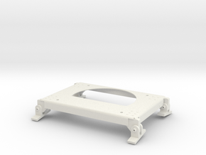 1/6 RADAR RADOME 2 EC 145  in White Natural Versatile Plastic