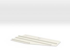 1.6 PATIN ANTI ENLISEMENT EC 145  AVANT DROIT FR in White Natural Versatile Plastic