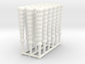 BOB 2  in White Processed Versatile Plastic