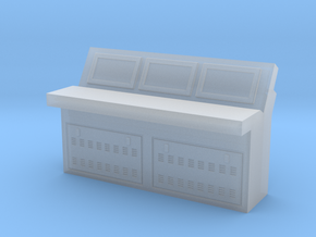 1:50 Ship Control Console Stbd Aft in Smooth Fine Detail Plastic
