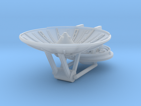 YT1300 EFX 1/100 DISH W MOUNT in Smooth Fine Detail Plastic