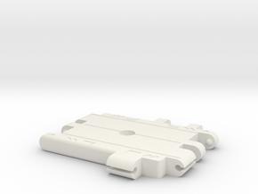 War for Cybertron modular platform in White Natural Versatile Plastic