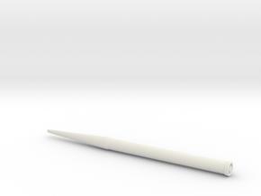 THAAD Interceptor in White Natural Versatile Plastic