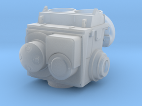 1/5th scale K14 gunsight in Smooth Fine Detail Plastic