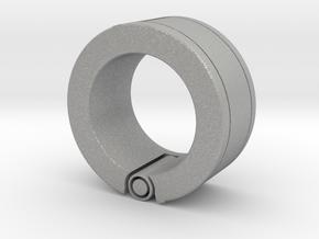MotoGO in Aluminum: 7.5 / 55.5