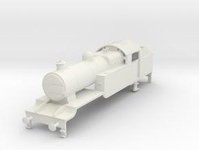 b-76-metropolitan-h-class-4-4-4t-loco in White Natural Versatile Plastic