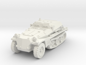 Sdkfz 252 1/56 in White Natural Versatile Plastic