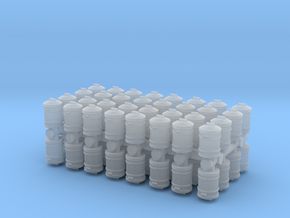 Garbage Can (x64) 1/220 in Smooth Fine Detail Plastic