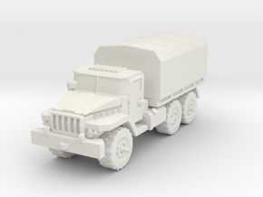 Ural-375 1/120 in White Natural Versatile Plastic