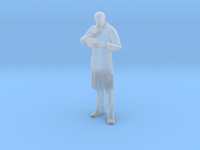 Printle T Homme 1122 - 1/48 - wob in Smooth Fine Detail Plastic