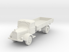 Mercedes L4500 A 1/120 in White Natural Versatile Plastic