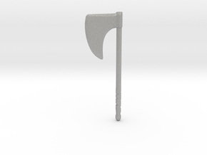 One handed Axe  in Aluminum