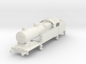 b-76-metropolitan-g-class-0-6-4t-loco in White Natural Versatile Plastic