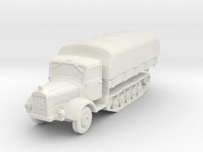 Mercedes L4500 R early (covered) 1/120 in White Natural Versatile Plastic