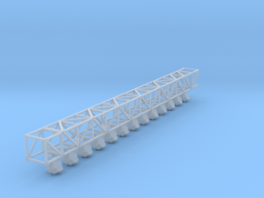 1:48 Lighting Truss 24' in Smooth Fine Detail Plastic