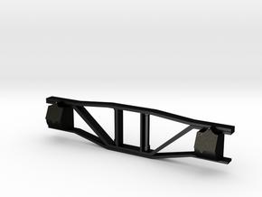 SR&RL Freight Archbar Sideframe 1:20 F scale in Matte Black Steel