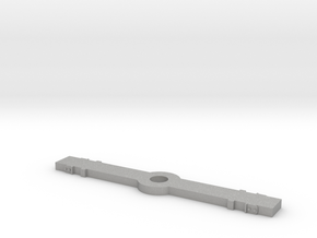 SR&RL Archbar bolster-45mm 1:20 F scale in Aluminum