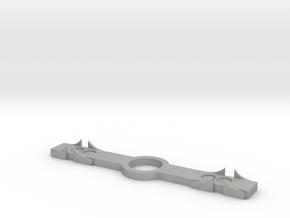 SR&RL Archbar spring-plank-45mm 1:20 in Aluminum