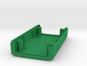ACCS-T-01 in Green Processed Versatile Plastic