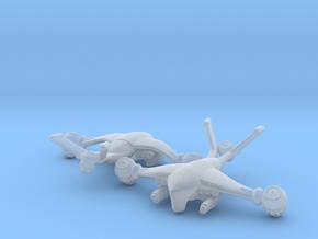 Terminator 3 - HK Drone 1/56 x2 in Smooth Fine Detail Plastic