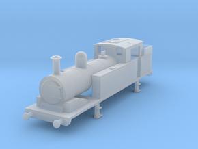 b-148fs-metropolitan-f-class-0-6-2t-loco in Smooth Fine Detail Plastic