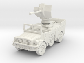 Horch 108 AA (Flak 38) (window up) 1/100 in White Natural Versatile Plastic