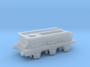 N gauge Jenny Lind tender in Smooth Fine Detail Plastic