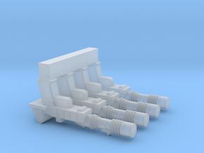 """PRHI Endor Blaster for 2"""" Figures in Smoothest Fine Detail Plastic"""