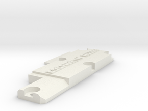 KYOSHO Raider Ford Sierra Cosworth RS500 gb cover in White Natural Versatile Plastic