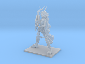 Fantasy Figures 23 - Bard in Smooth Fine Detail Plastic