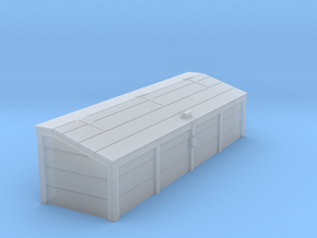 HO Scale Tool Chest in Smooth Fine Detail Plastic