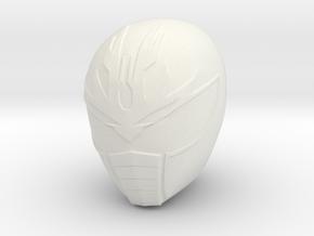 Red Dairanger Legacy in White Natural Versatile Plastic