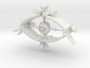 Ulysses 31 Odyssey 1:8000 in White Natural Versatile Plastic