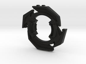 Vilomah AR (Freya) in Black Natural Versatile Plastic