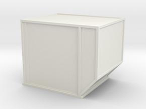 AKE Air Container (closed) 1/56 in White Natural Versatile Plastic