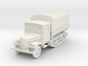 Ford V3000 Maultier late (covered) 1/120 in White Natural Versatile Plastic