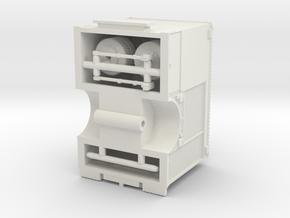1/87 Philadelphia 2nd Alarmers SA5 Body in White Natural Versatile Plastic