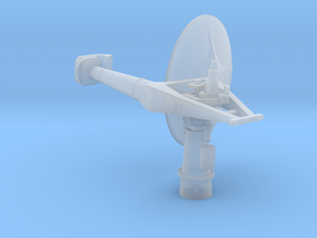 1:350 Scale AN/SPS-30 RADAR in Smooth Fine Detail Plastic