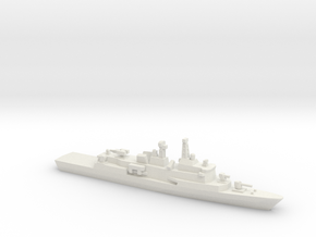 Yavuz-class frigate, 1/1250 in White Natural Versatile Plastic