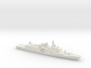 Hydra-class frigate, 1/1250 in White Natural Versatile Plastic