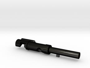 Pin_34mm in Matte Black Steel