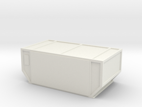 AAF Air Container (closed) 1/24 in White Natural Versatile Plastic