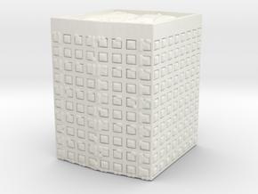HESCO Sandbag Barrier 1/64 in White Natural Versatile Plastic