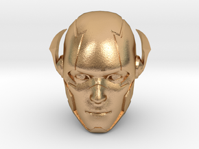 The Flash Head   CCBS Scale in Natural Bronze
