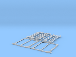 OEG Kastenprofile in Smoothest Fine Detail Plastic